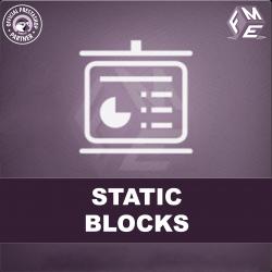 Prestashop Static Blocks Module