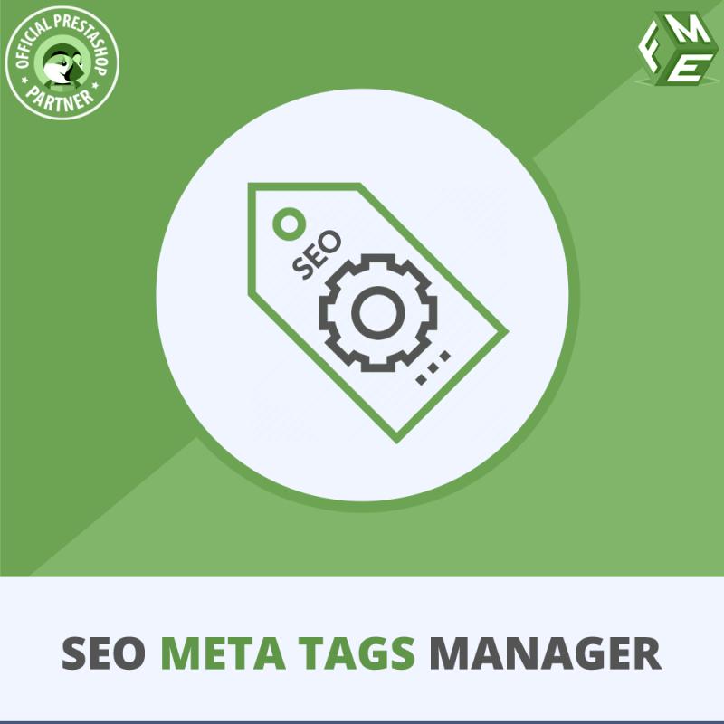Meta Tag Manager - AutoGenerate SEO Title & Description Module