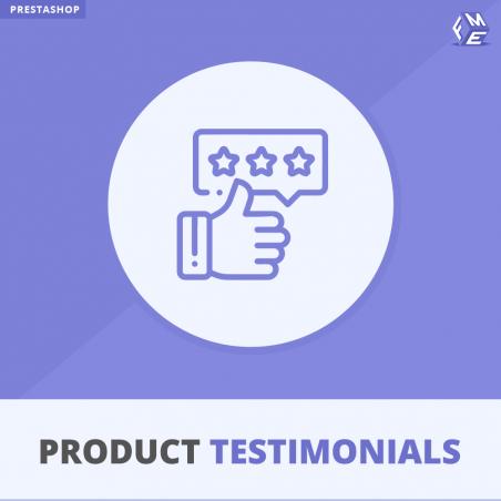 Product Testimonials