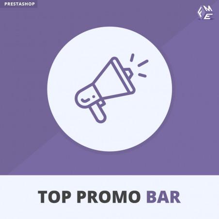 Top Promo Bar