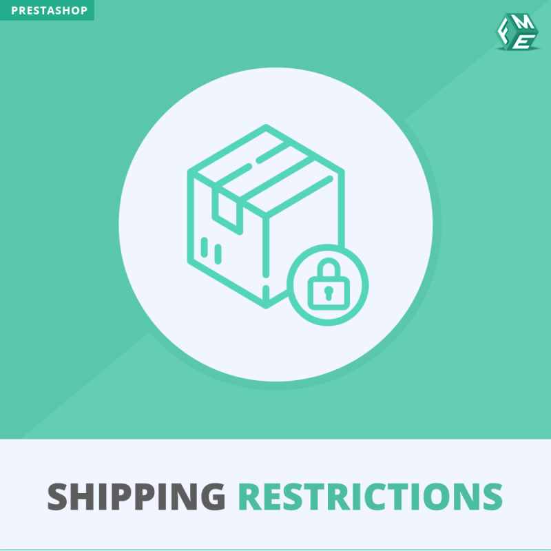 Restrict Shipping Methods Module