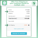 Advance Free Shipping For Prestashop