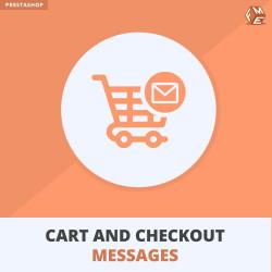 Prestashop Custom Cart and Checkout Messages