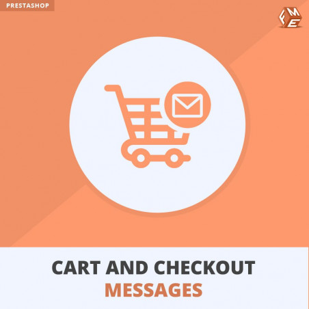 Prestashop Custom Cart and Checkout Messages Module