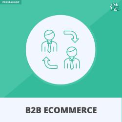 Prestashop B2B E Commerce Module