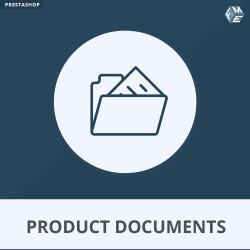 Prestashop Product Documents Module
