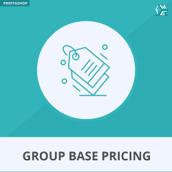 Prestashop Group Based Pricing Module