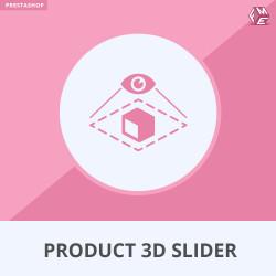 Prestashop Product 3D Slider Module