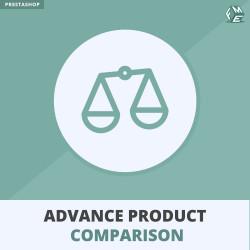 Prestashop Advance Product Comparison