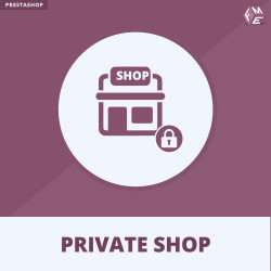 Private Shop - Login to See Products / Store Module