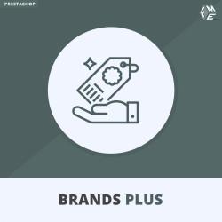 Brands Plus | Responsive Brands & Manufacturer Carousel