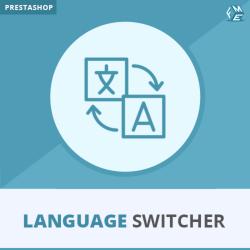 Prestashop Backend Language Switcher