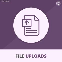 Prestashop File Uploads