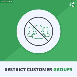 Restrict by Customer Groups - Products, Category & CMS