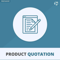 Product Quotation - Allow Customer to Ask For Quote