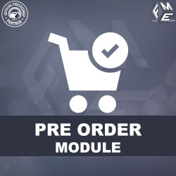 Pre Order - Booking in Advance Module