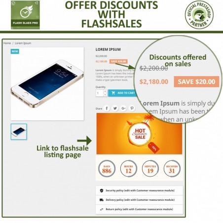 Flash Sales Pro