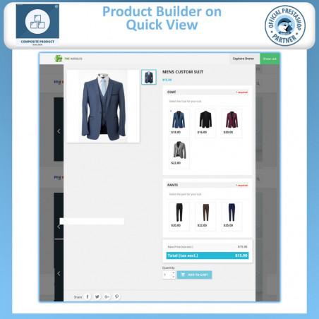 Composite Product Builder