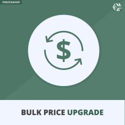 Prestashop Bulk Price Update Module