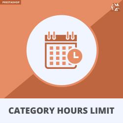 Category Hour Limit Prestashop