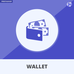 Prestashop Wallet System Advance | Prepayment and Discount Module