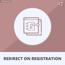 Prestashop Redirect Customer on Registration, Login, Logout Module