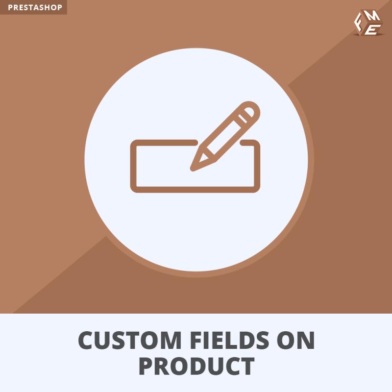 Add Custom Field   Custom Fields on Product Page