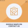 Prestashop Google Maps on Contact Us
