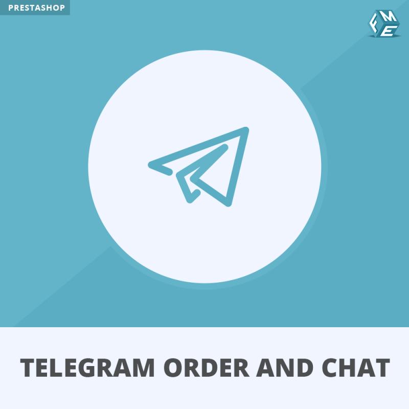 Telegram Order   Telegram Chat