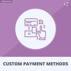 Prestashop Custom Payment Method Module