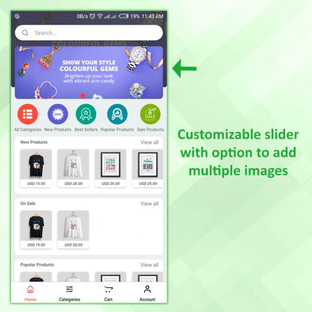 PrestaMobAPP | Native Android App Builder
