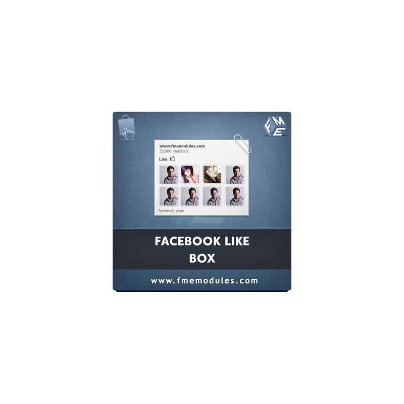 Facebook Like Box