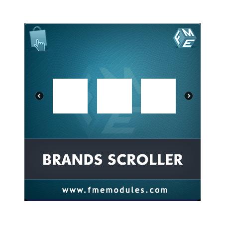 Brands Scroller