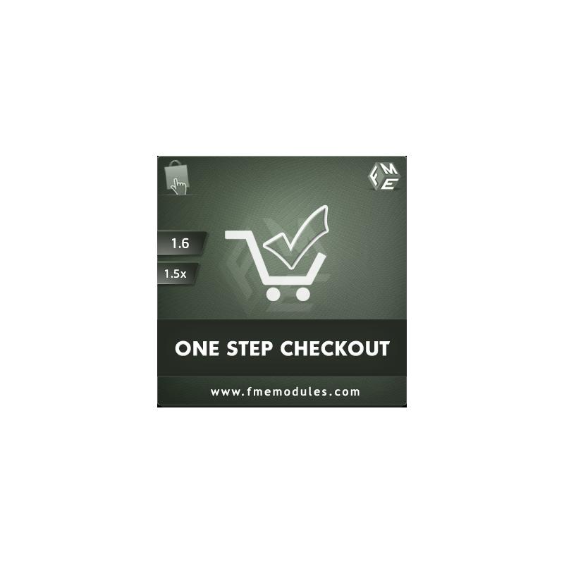 One Step Checkout
