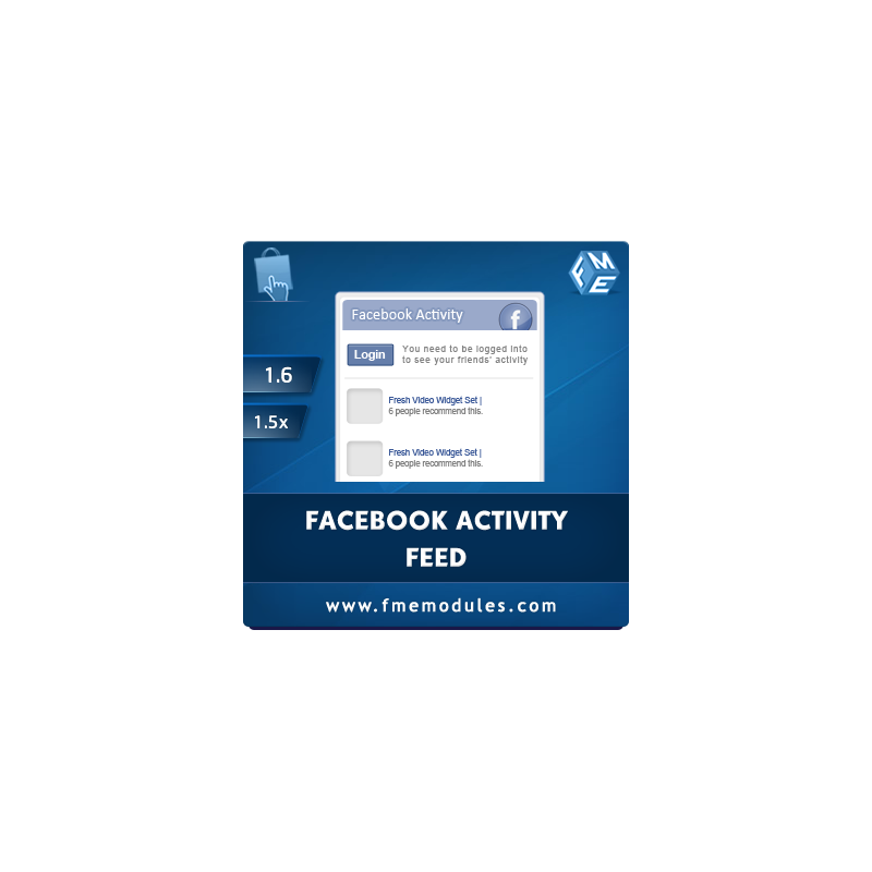 Facebook Activity Feed