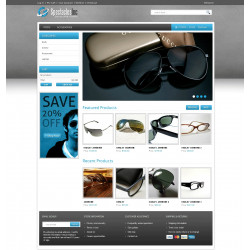 Spectacles PrestaShop Theme