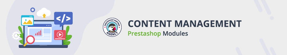 Best PrestaShop Content Management Modules, Plugins, Extensions and Addons for your e-commerce store