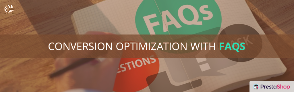 Conversion Optimization with FAQs