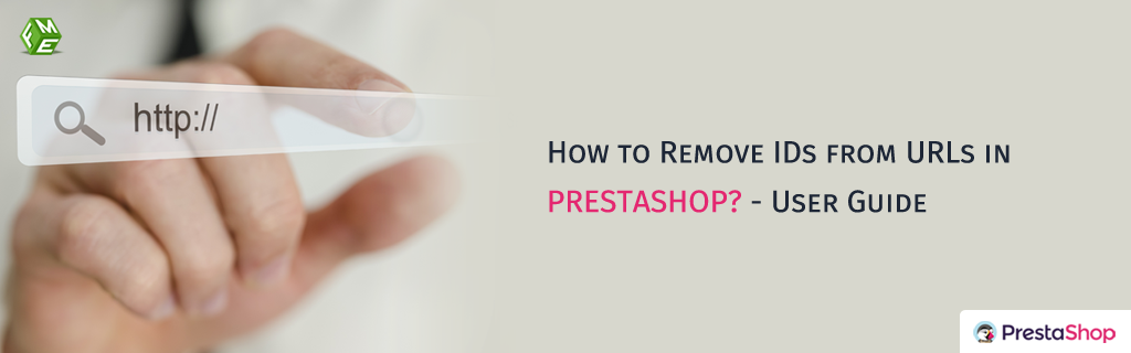 How to Remove IDs from URLs in PrestaShop?